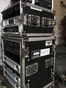 QSC amplifiers
